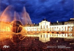QSL Radio Slovakia International Словакия Март Апрель 2019 года
