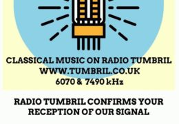 e-QSL Radio Tumbril Radio Encore Classical Music Германия Март 2019 года