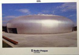QSL Radio Prague Чехия Радио Прага Апрель 2019 года