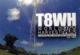 QSL World Harvest Radio США T8WH Palau Апрель 2019 года