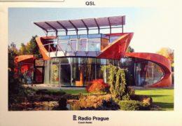 QSL Radio Prague Чехия Радио Прага Апрель Май 2019 года