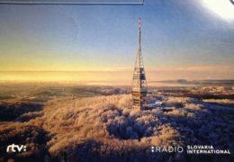 QSL Radio Slovakia International Словакия Май Июнь 2019 года