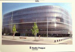 QSL Radio Prague Чехия Радио Прага Июнь 2019 года