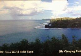QSL KTWR Guam Апрель 2019 года