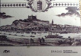 QSL Radio Slovakia International Словакия Июль 2019 года
