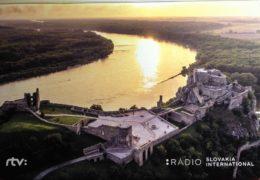 QSL Radio Slovakia International Словакия Июль Август 2019 года