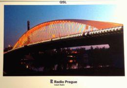 QSL Radio Prague Чехия Радио Прага Август 2019 года