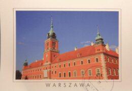 QSL Polskie Radio Польша Ноябрь 2019 года