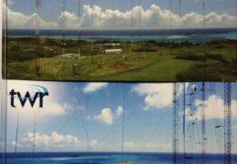 QSL KTWR Guam Декабрь 2019 года DRM