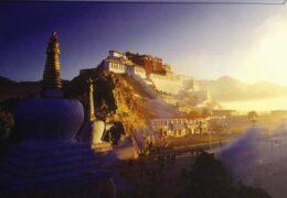 QSL China Tibet Broadcasting Китай Декабрь 2019 года
