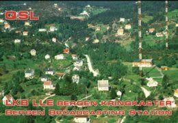 e-QSL LLE-3 Radio Northern Star Норвегия Март 2020 года