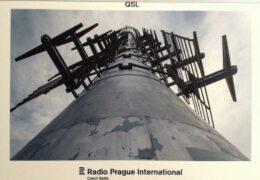 QSL Radio Prague Чехия Радио Прага Март 2020 года