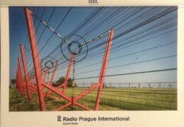 QSL Radio Prague Чехия Радио Прага Март Июнь 2020 года