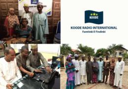 e-QSL Koode Radio International Франция Май 2020 года