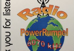 QSL Radio PowerRumpel Германия Сентябрь 2020 года