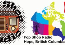 e-QSL Pop Shop Radio Германия Сентябрь 2020 года