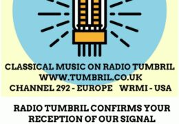 e-QSL Encore — Radio Tumbril Германия Октябрь 2020 — Октябрь 2021 года