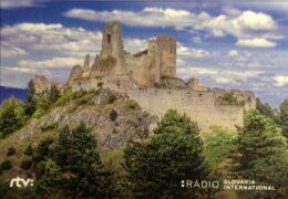 QSL Radio Slovakia International Словакия Март 2021 года