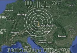 e-QSL W.I.L. Австрия Апрель Май 2021 года