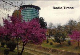 QSL Radio Tirana Албания Апрель Май 2021 года