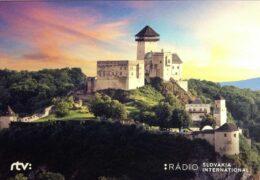QSL Radio Slovakia International Март 2021 года