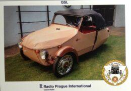 QSL Radio Prague Чехия Радио Прага Июнь 2021 года