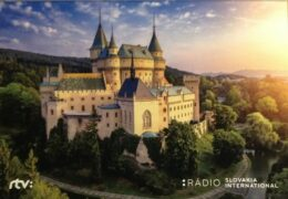 QSL Radio Slovakia International Словакия Август Сентябрь 2021 года